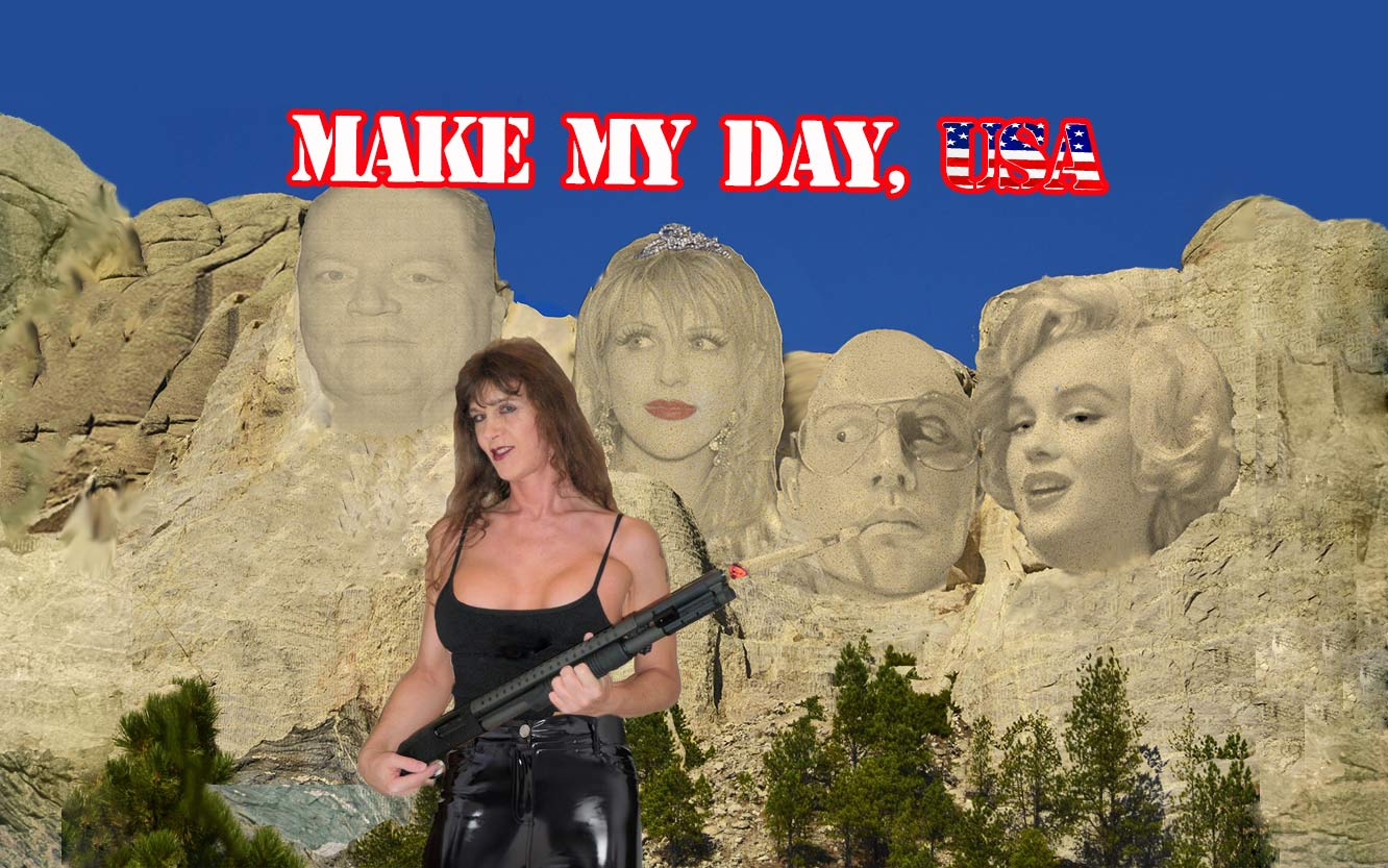 Make My Day, USA